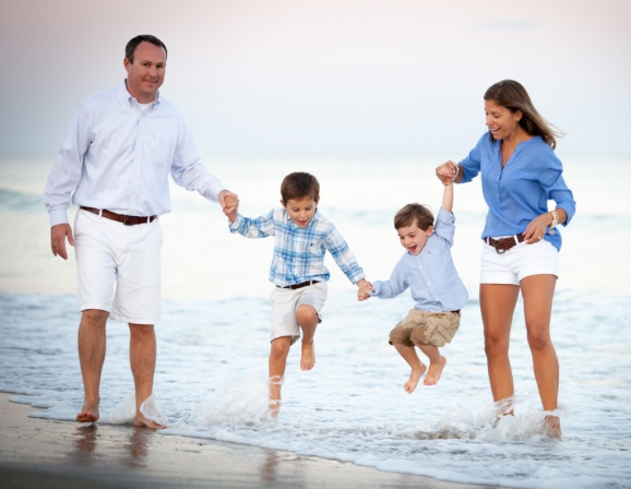 Wilmington NC Family Photographer Michelle Leonard.